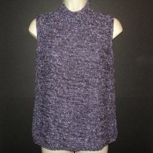 Sigrid Olsen Sport Size S Sleeveless Sweater Shell
